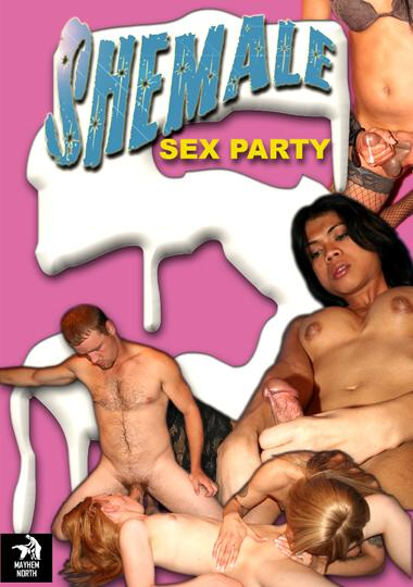 Shemale Sex Party 5 (2008)