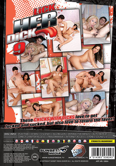 Lick Her Dick 9 (2012)