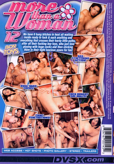 More than a Woman 12 - Boy Toys (2005)