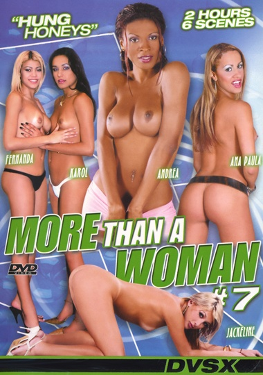 More than a Woman 7 - Hung Honeys (2003)