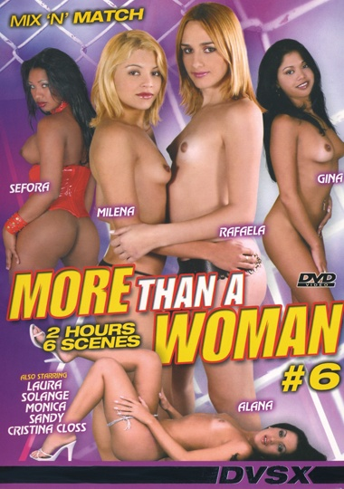 More than a Woman 6 - Mix N Match (2003)