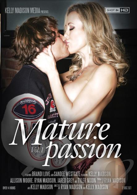 Mature Passion Vol 1 (2014)