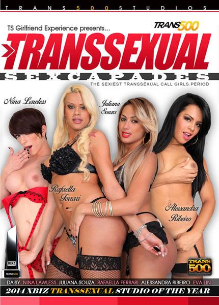 Transsexual Sexcapades (2014)