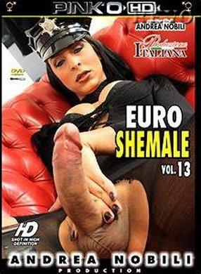 Euro Shemale 13 (2014)