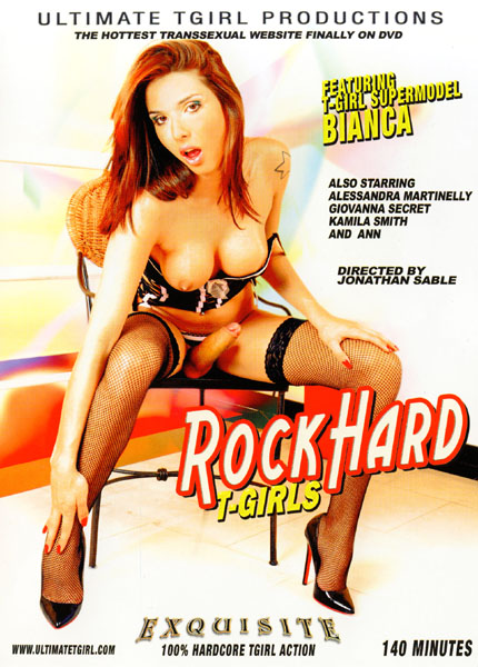 Rock Hard T-Girls (2008)