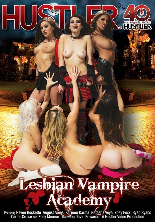 Lesbian Vampire Academy (2014)
