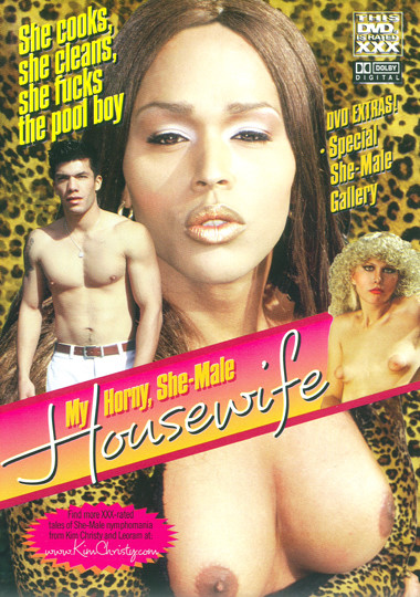 My Horny, She-Male Housewife (1998)