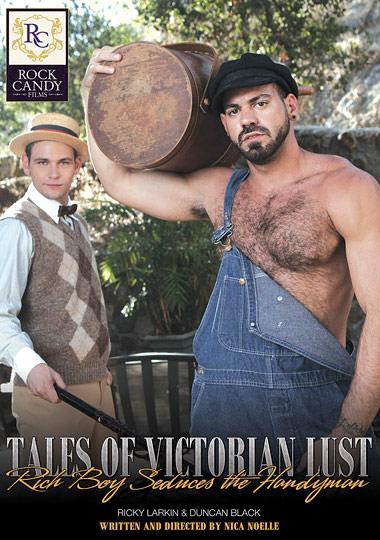 Tales Of Victorian Lust - Rich Boy Seduces The Handyman (2014)