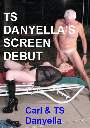 TS Danyella's Screen Debut (2009)