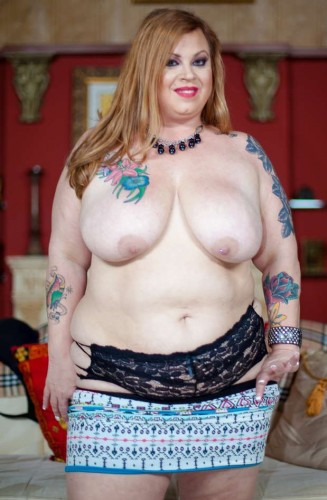 You won't want to miss watching this BBW