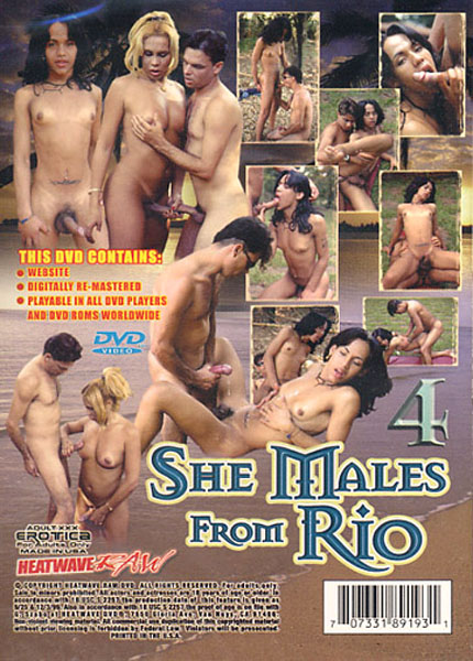 She Males From Rio 4 (2005)