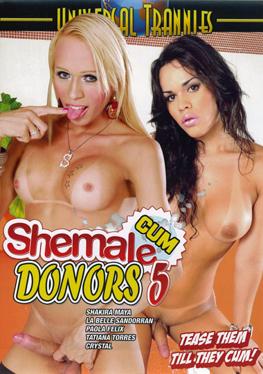 Shemale Cum Donors 5 (2014)