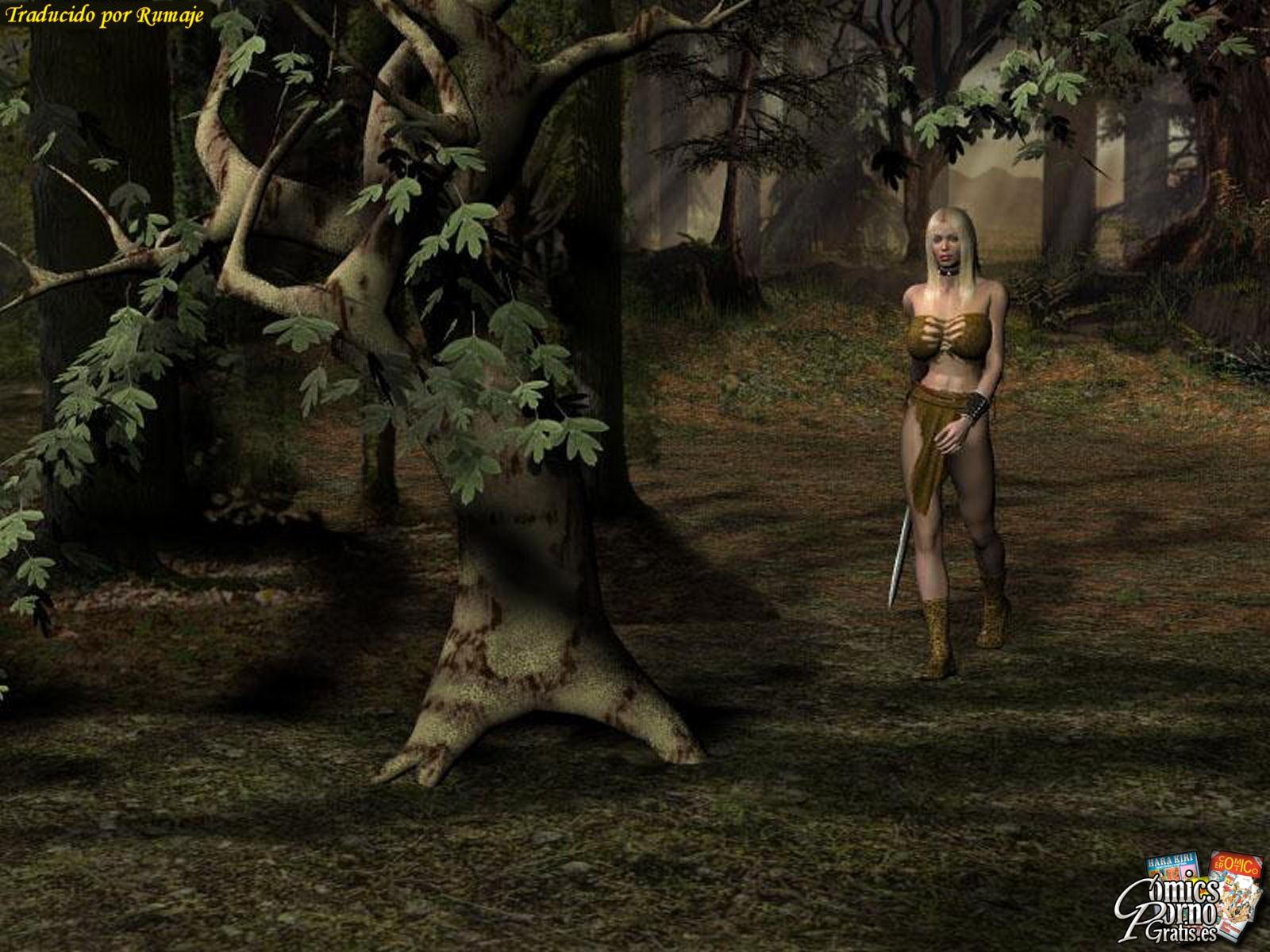Смотреть онлайн wolfmen and centaurs 6 фотография