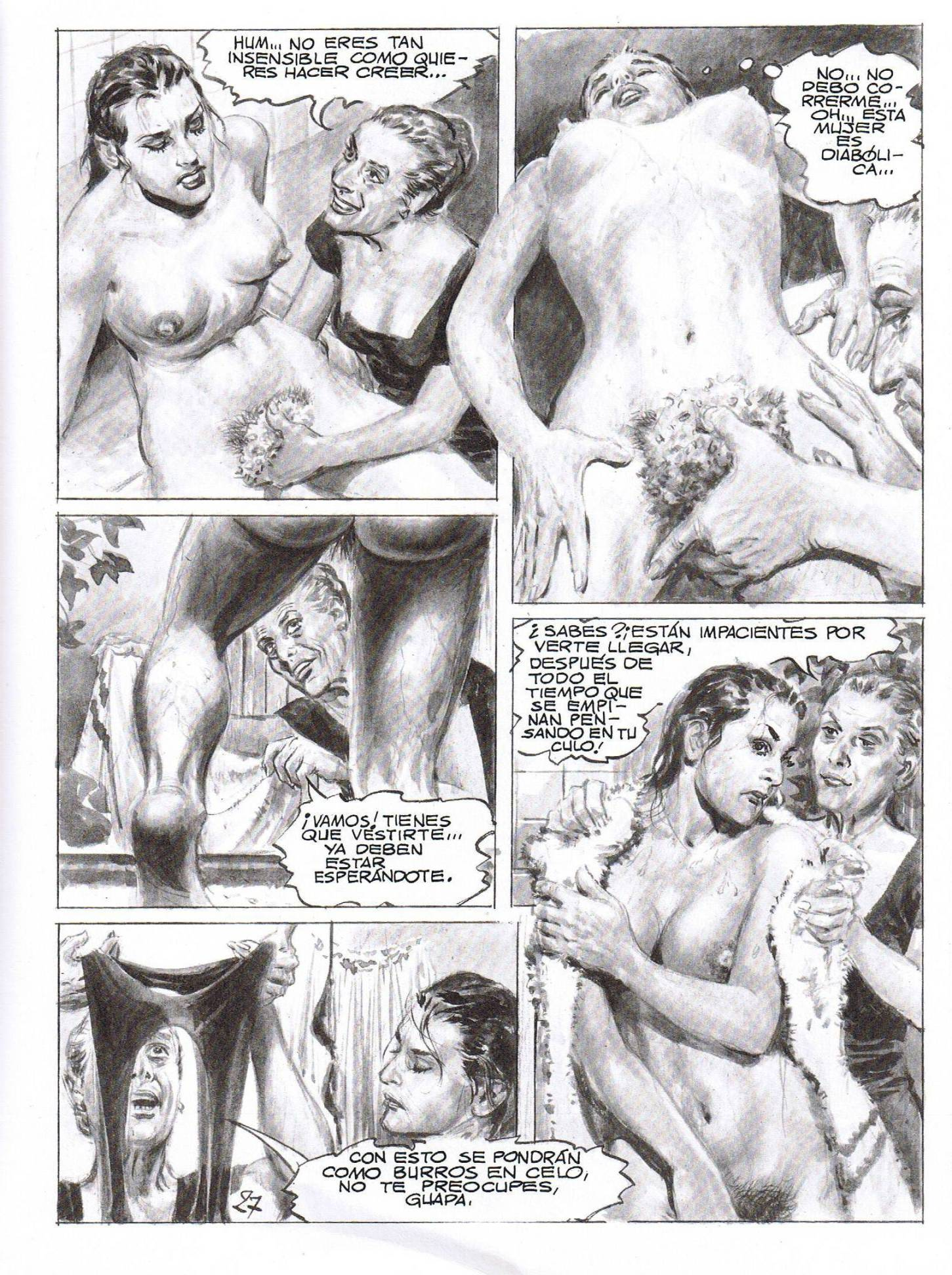 Ретро порно комиксы 19 фотография