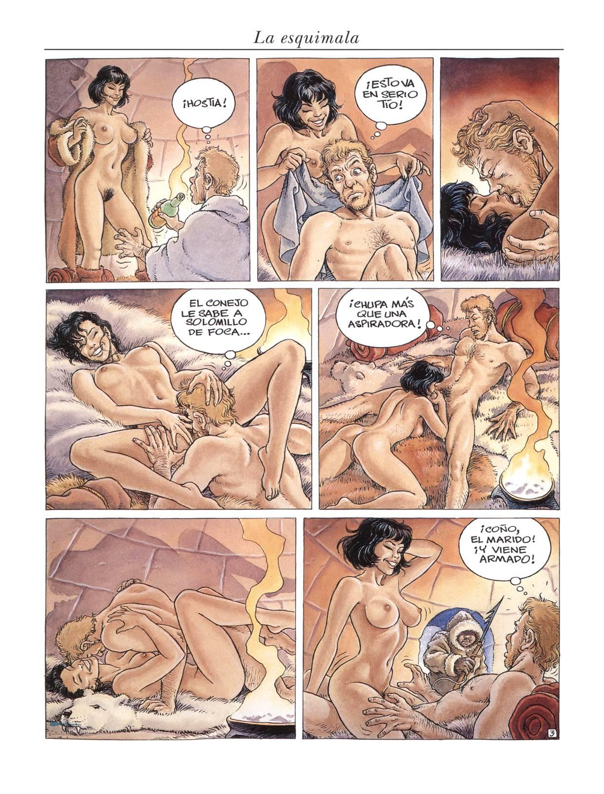 Секс с эскимоской фото 7 фотография