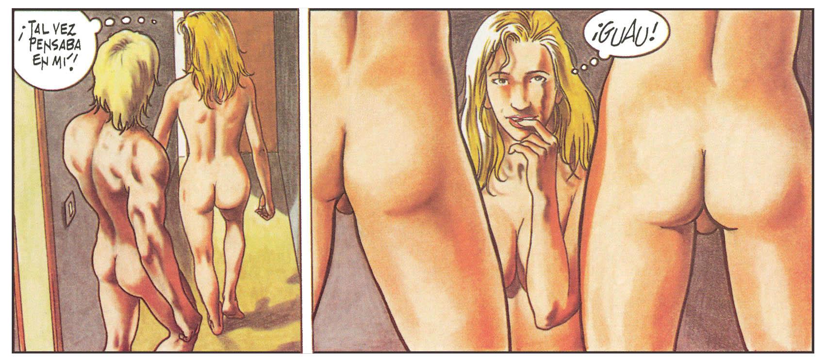 секс комиксы италии