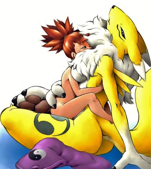 Digimon Hentai Poringa