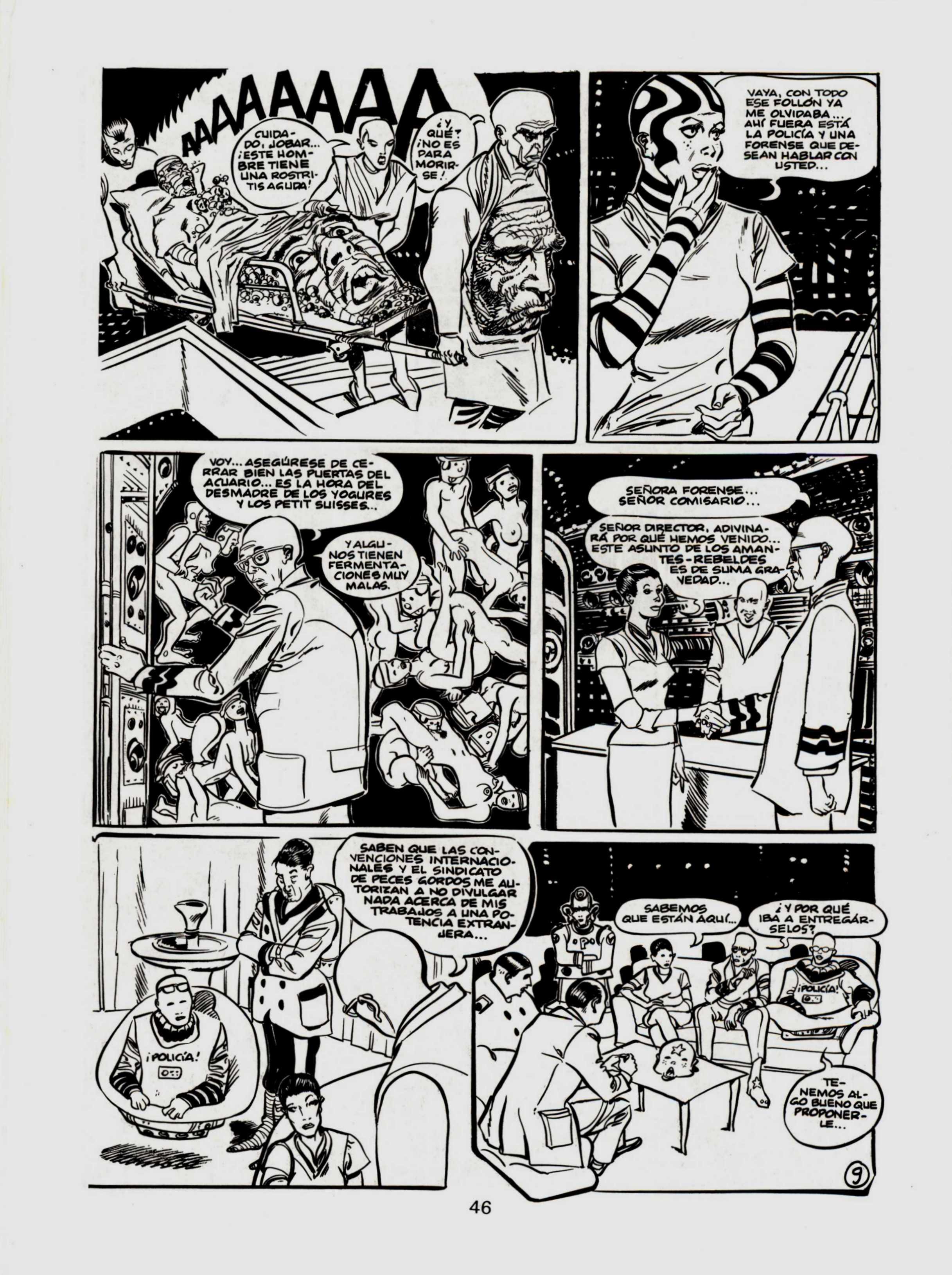 Comic hentai espaг±ol-9602