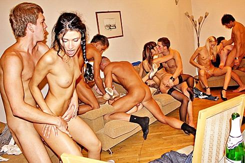 Студенческие порно вечеринки в контакте