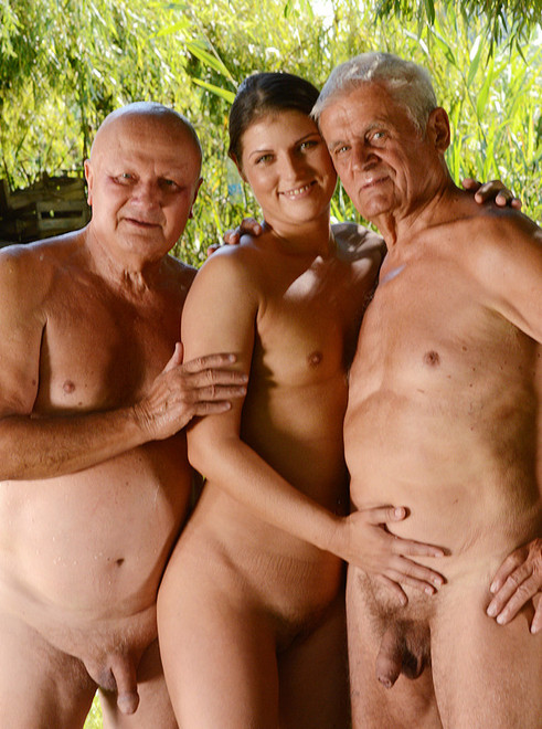 Older man with younger woman porn