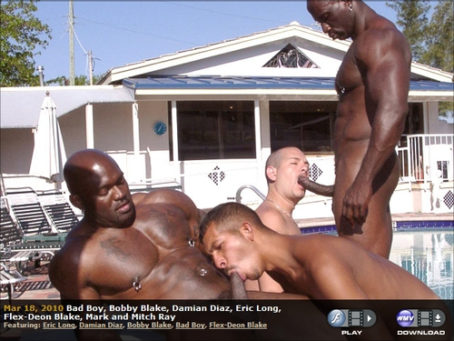 gorgeous gay black guys tumblr video