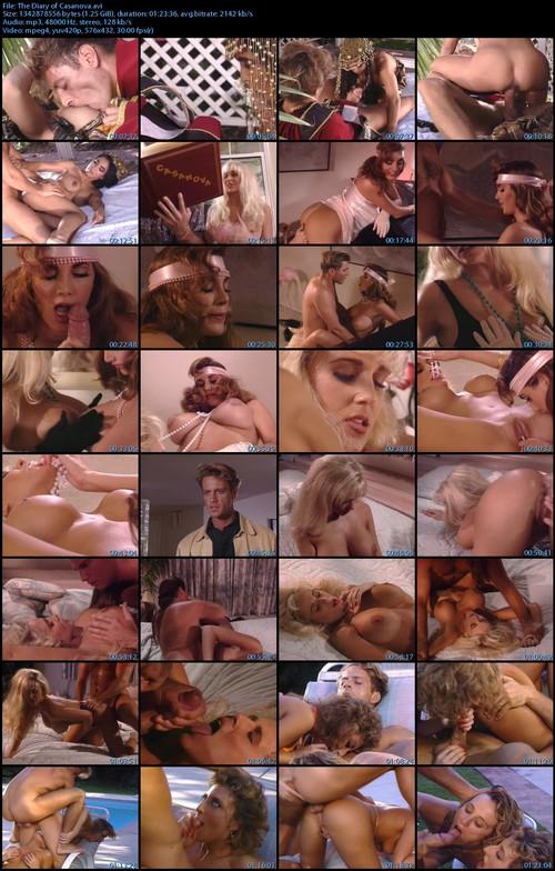 The Diary of Casanova (1993)