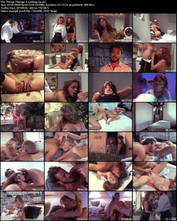 Nikki dial woody long in hard office sex on classic porn 5