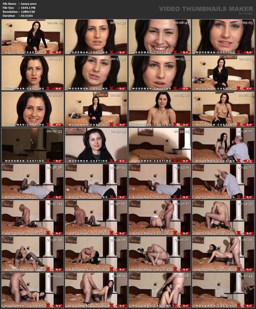 Tanya porn casting  HD 720p