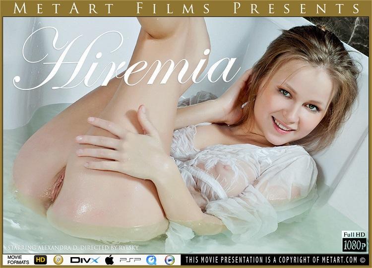 Met-Art.com Alexandra D - Hiremia 1080p