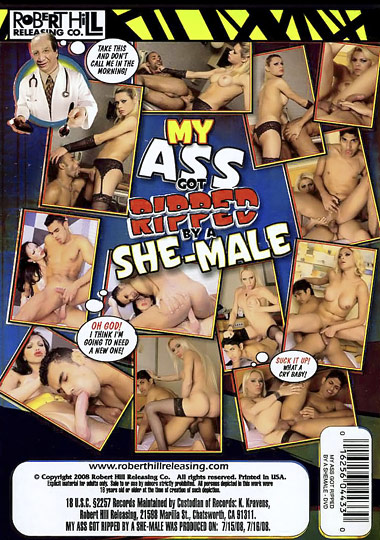 My Ass Got Ripped By A She-Male (2008)