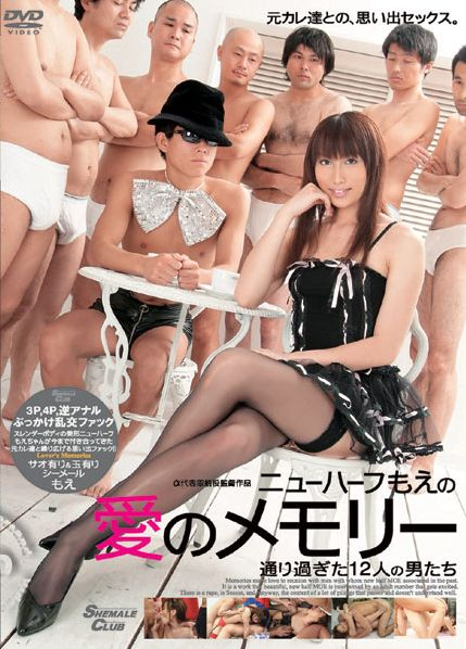 12 Guys For Shemale – Ai (2013)