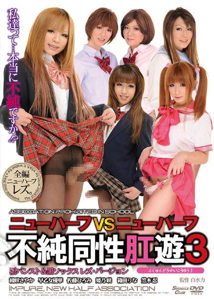 Japanese Shemale Lesbians 3 (2012)