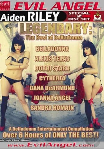Legendary: The Best Of Belladonna (2013)