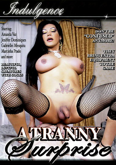 A Tranny Surprise (2010)