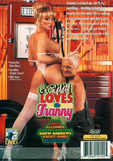 Granny Loves Tranny 106