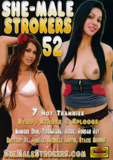 She-Male Strokers 52 (2012)
