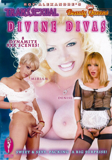 Transsexual Beauty Queens Divine Divas (2012)