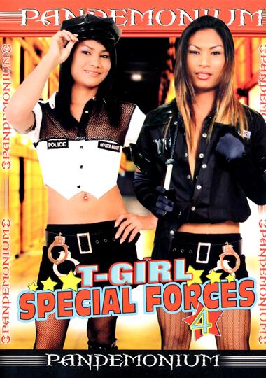 T-Girl Special Forces 4 (2007)