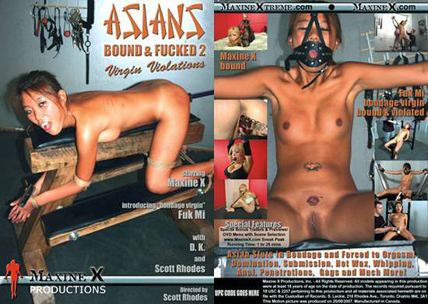 Asians Bound Fucked 2,