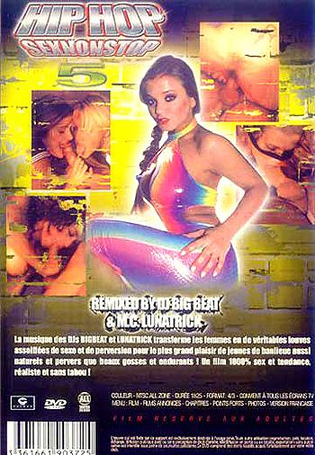 Hip Hop Sex Non Stop #5 DVDRi