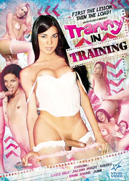 Tranny In Training (2010)