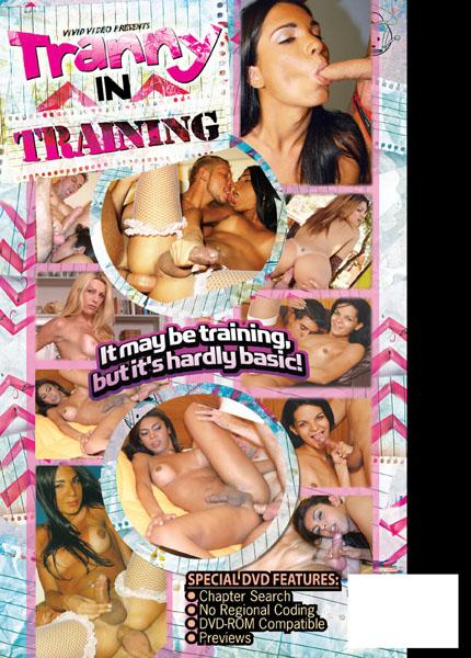 Tranny In Training (2010)
