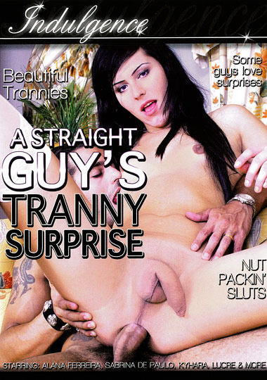 A Straight Guy's Tranny Surprise (2010)