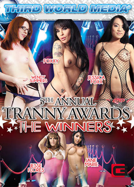 5th Annual Tranny Awards - The Winners (2013)