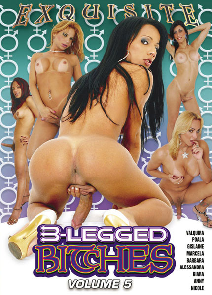 3 Legged Bitches 5 (2009)