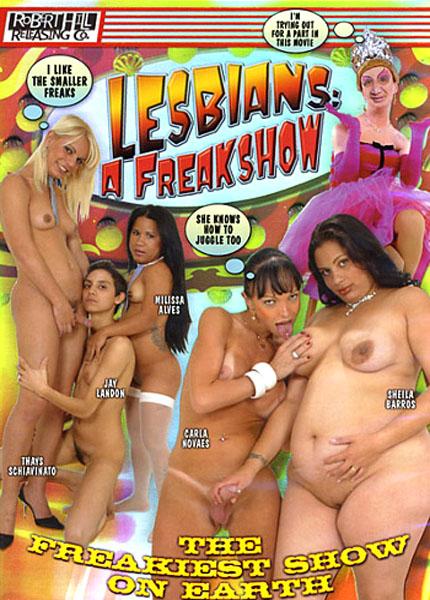 Lesbians: A Freak Show (2007)