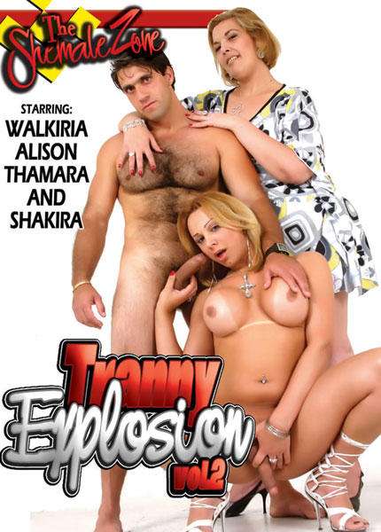 Tranny Explosion 2 (2013)