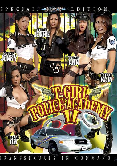 T-Girl Police Academy 2 (2009)