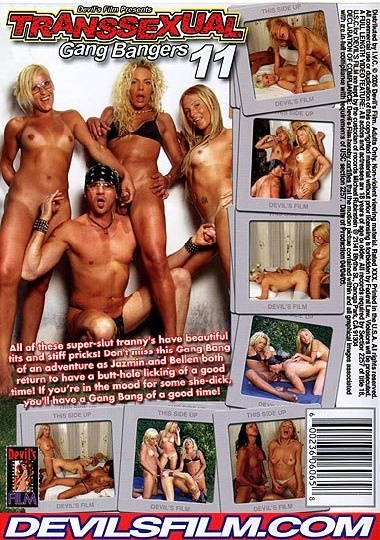 Transsexual Gang Bangers 11 (2005)