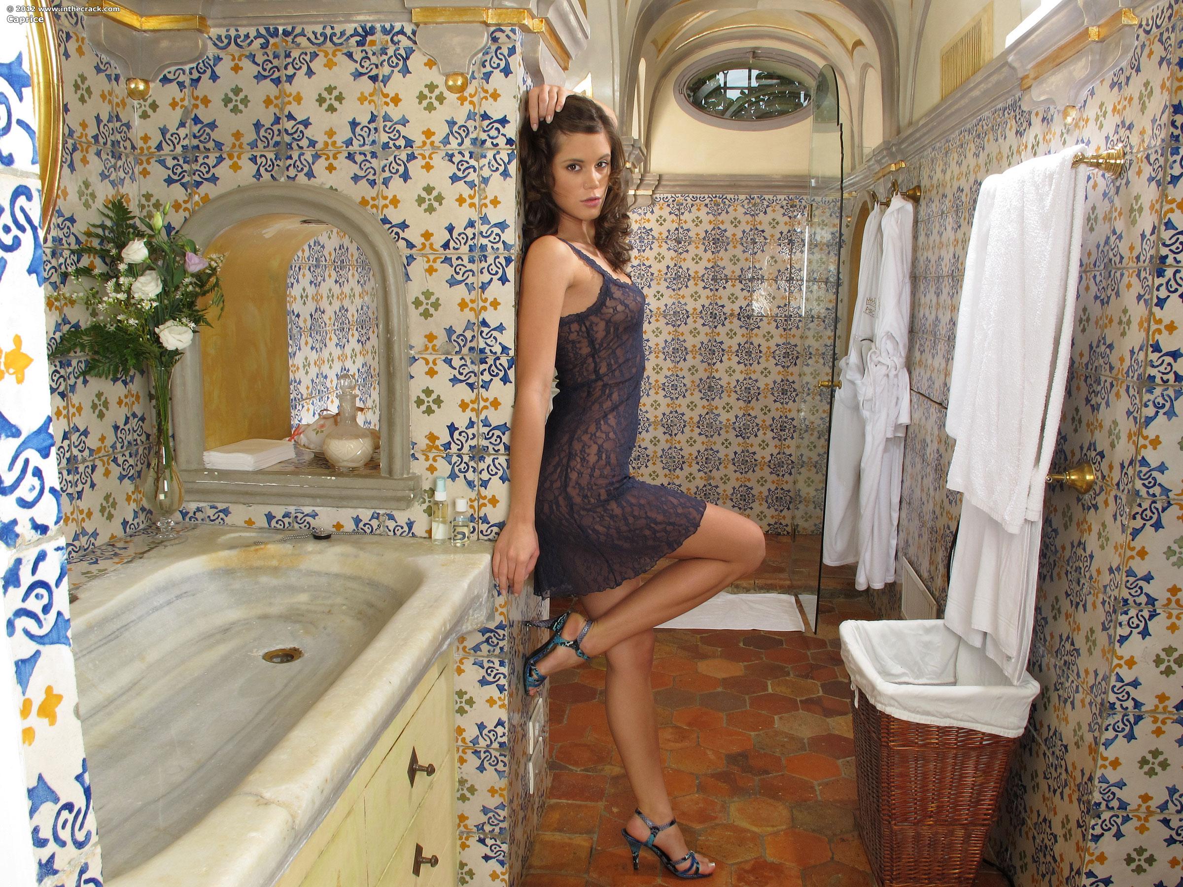 Секс на ванным комнаты 3 фотография